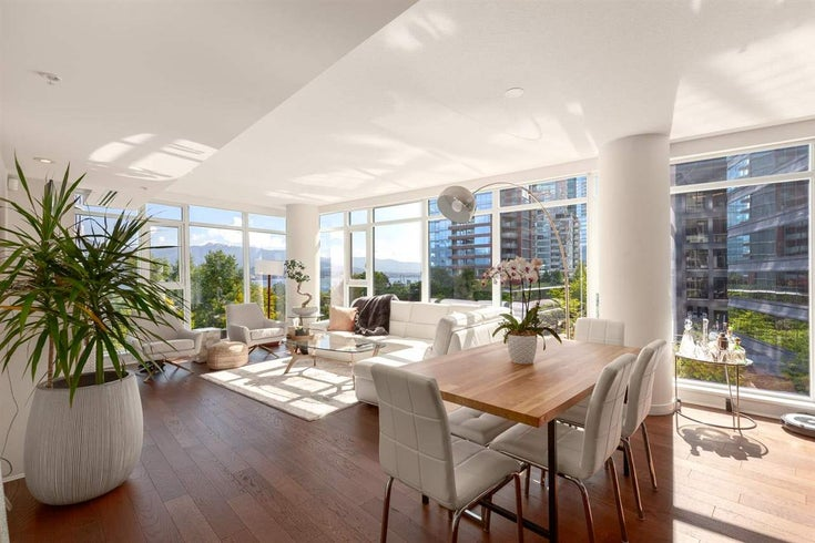 603 1205 W HASTINGS STREET - Coal Harbour Apartment/Condo for sale, 2 Bedrooms (R2606862)