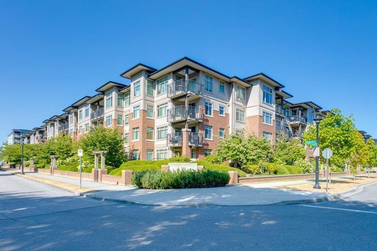 108 9199 TOMICKI AVENUE - West Cambie Apartment/Condo for sale, 2 Bedrooms (R2606869)