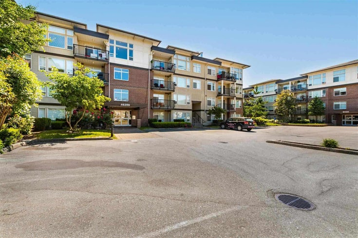 317 46289 YALE ROAD - Chilliwack E Young-Yale Apartment/Condo for sale, 1 Bedroom (R2606870)