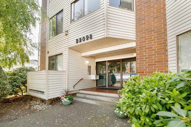104 32098 GEORGE FERGUSON WAY - Abbotsford West Apartment/Condo for sale, 2 Bedrooms (R2606911)