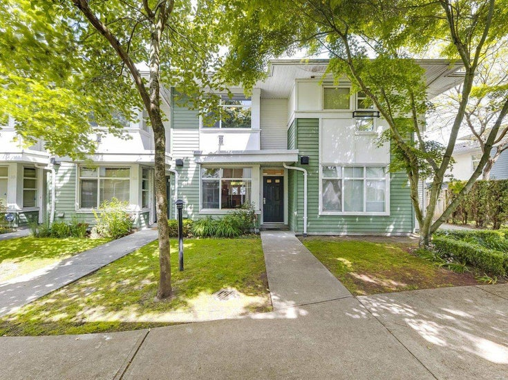 35 6539 ELGIN AVENUE - Forest Glen BS Townhouse for sale, 2 Bedrooms (R2606923)