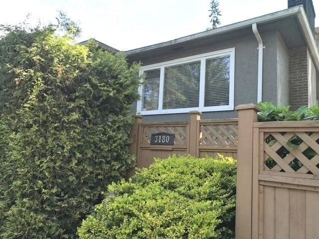 3180 TOLMIE STREET - Point Grey House/Single Family for sale, 3 Bedrooms (R2606942)