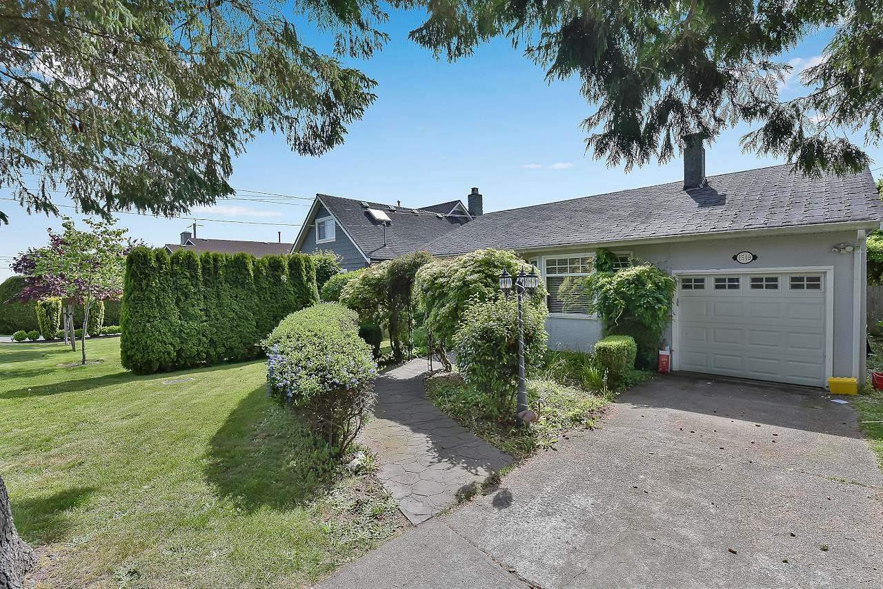 1549 KERFOOT ROAD - White Rock House/Single Family for sale, 2 Bedrooms (R2606947)