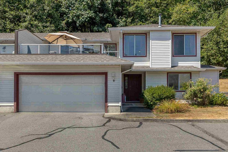 6 3051 CROSSLEY DRIVE - Abbotsford West Townhouse for sale, 4 Bedrooms (R2606950)