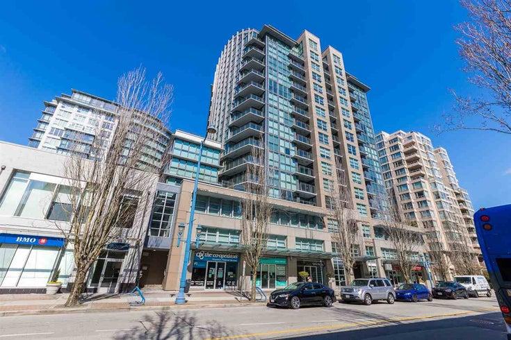 1208 8033 SABA ROAD - Brighouse Apartment/Condo for sale, 2 Bedrooms (R2606969)