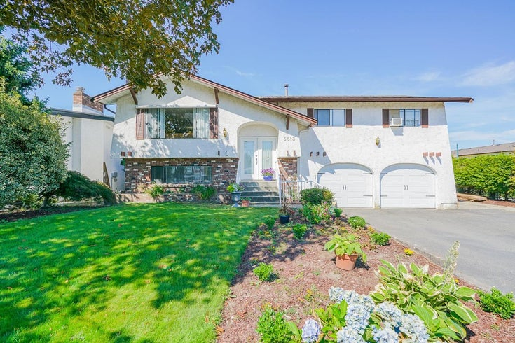 6613 GREENMOUNT STREET - Sardis West Vedder Rd House/Single Family for sale, 4 Bedrooms (R2606973)