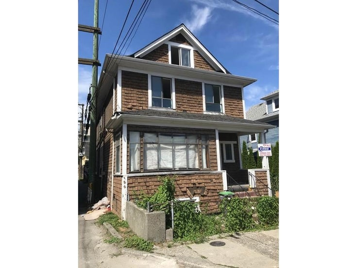319 HEATLEY AVENUE - Strathcona House/Single Family for sale, 2 Bedrooms (R2607005)