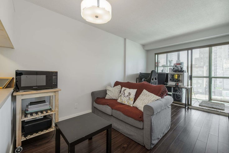 505 1188 HOWE STREET - Downtown VW Apartment/Condo for sale, 1 Bedroom (R2607018)