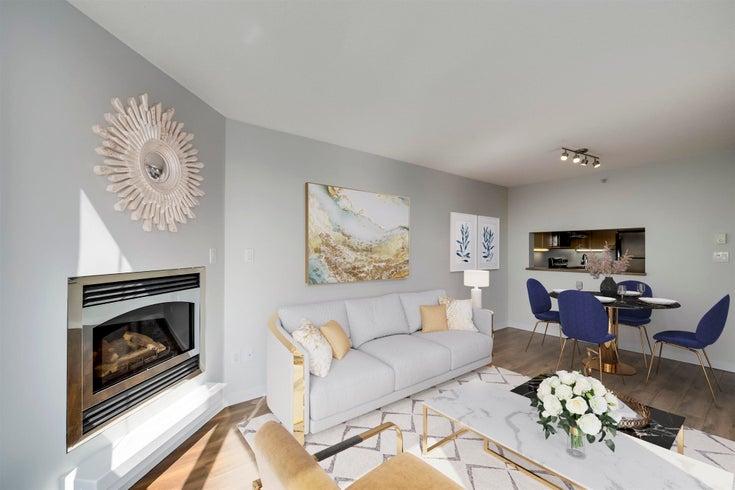 1401 1148 HEFFLEY CRESCENT - North Coquitlam Apartment/Condo for sale, 1 Bedroom (R2607038)