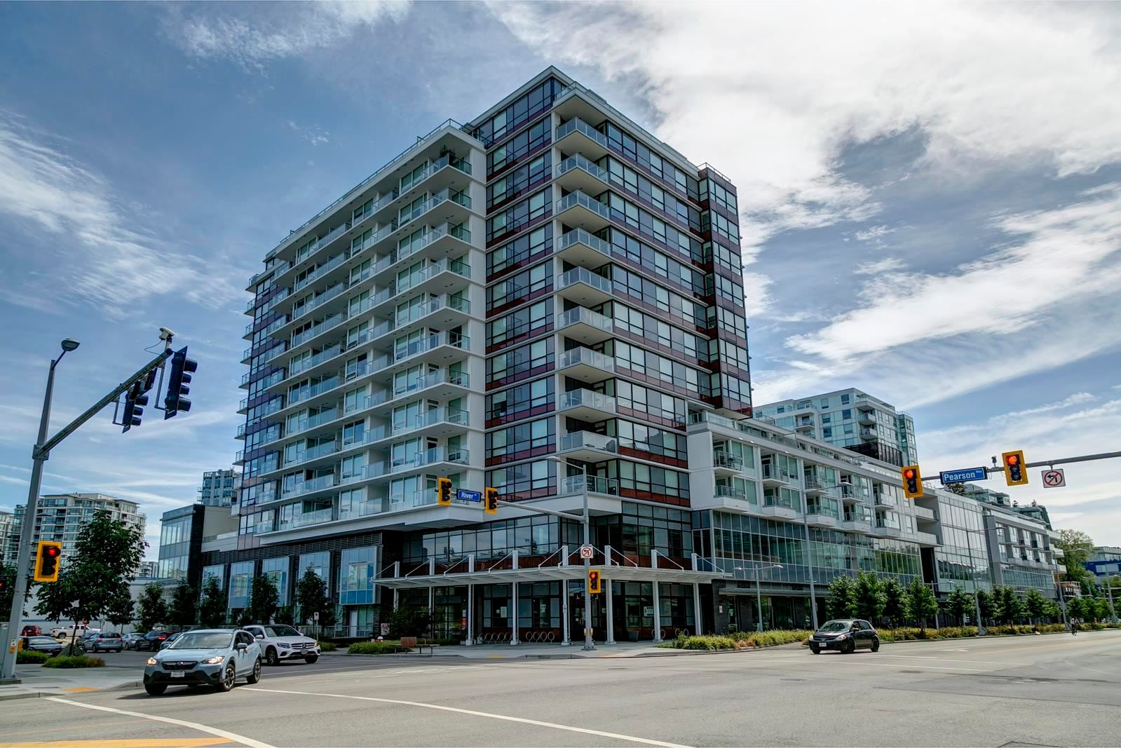 902 6900 PEARSON WAY - Brighouse Apartment/Condo for sale, 2 Bedrooms (R2607040)