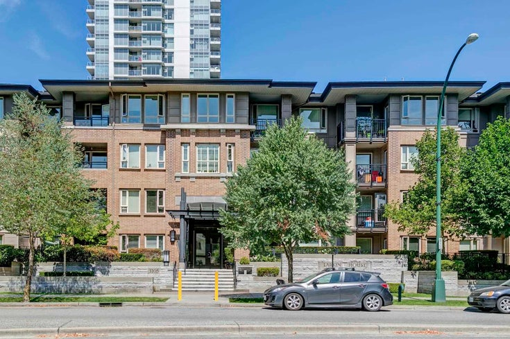 414 3105 LINCOLN AVENUE - New Horizons Apartment/Condo for sale, 1 Bedroom (R2607041)