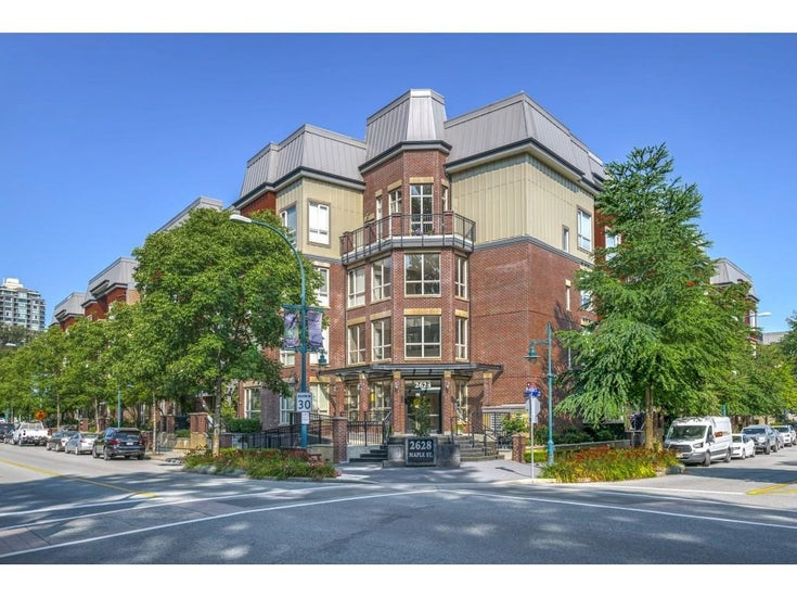 202 2628 MAPLE STREET - Central Pt Coquitlam Apartment/Condo for sale, 1 Bedroom (R2607050)