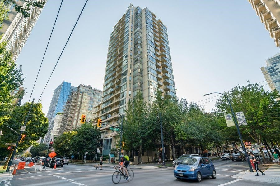 2002 1001 RICHARDS STREET - Downtown VW Apartment/Condo for sale, 1 Bedroom (R2607054)