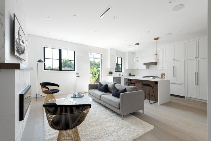 2478 E PENDER STREET - Renfrew VE 1/2 Duplex for sale, 4 Bedrooms (R2607056)