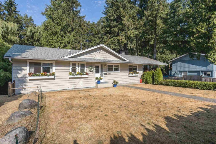 12037 208 STREET - Northwest Maple Ridge House/Single Family for sale, 5 Bedrooms (R2607065)