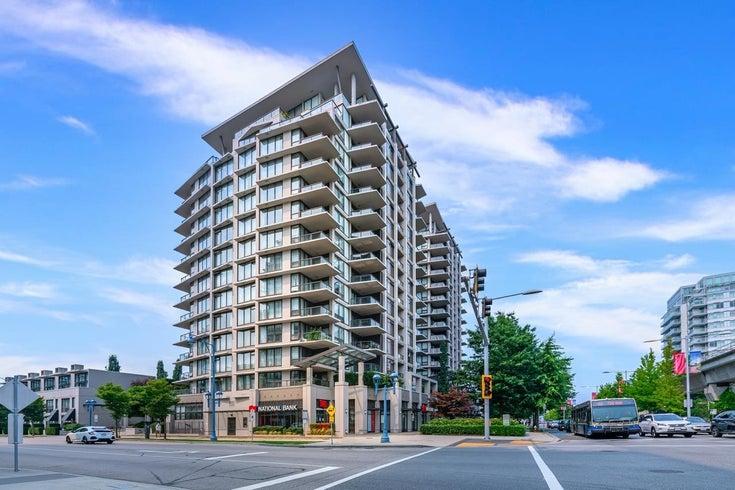 611 5811 NO. 3 ROAD - Brighouse Apartment/Condo for sale, 1 Bedroom (R2607074)