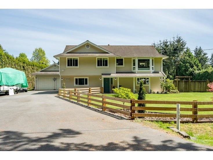 5858 242 STREET - Salmon River House/Single Family for sale, 5 Bedrooms (R2607142)