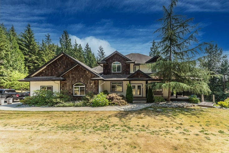 12520 CATHY CRESCENT - Stave Falls House with Acreage for sale, 5 Bedrooms (R2607188)