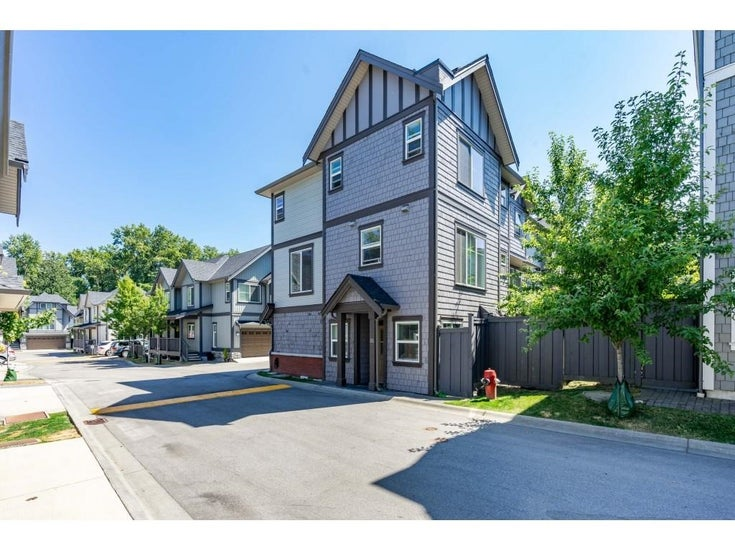 52 8217 204B STREET - Willoughby Heights Townhouse for sale, 3 Bedrooms (R2607204)