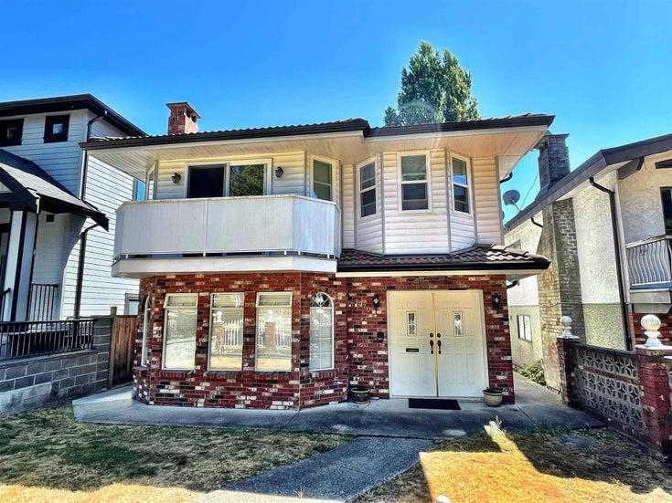 1070 E 40TH AVENUE - Fraser VE House/Single Family for sale, 6 Bedrooms (R2607234)