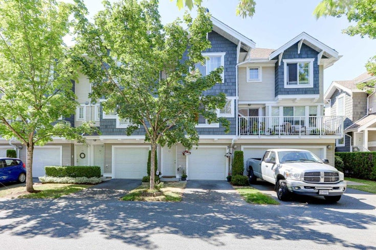 61 20760 DUNCAN WAY - Langley City Townhouse for sale, 3 Bedrooms (R2607257)