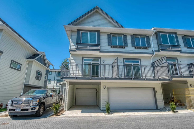 8 15850 85 AVENUE - Fleetwood Tynehead Townhouse for sale, 3 Bedrooms (R2607302)