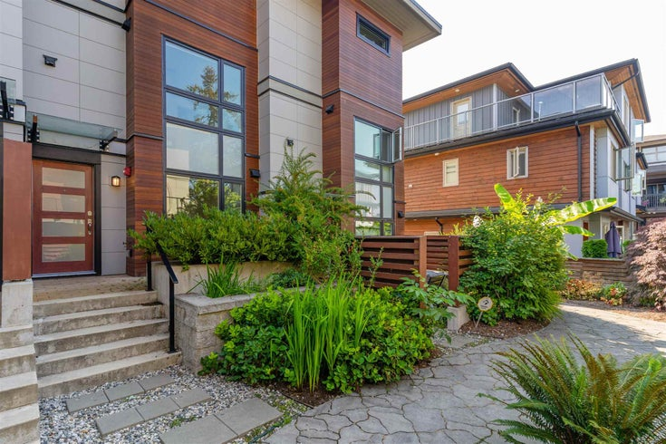 17 2358 WESTERN AVENUE - Central Lonsdale Townhouse for sale, 4 Bedrooms (R2607427)