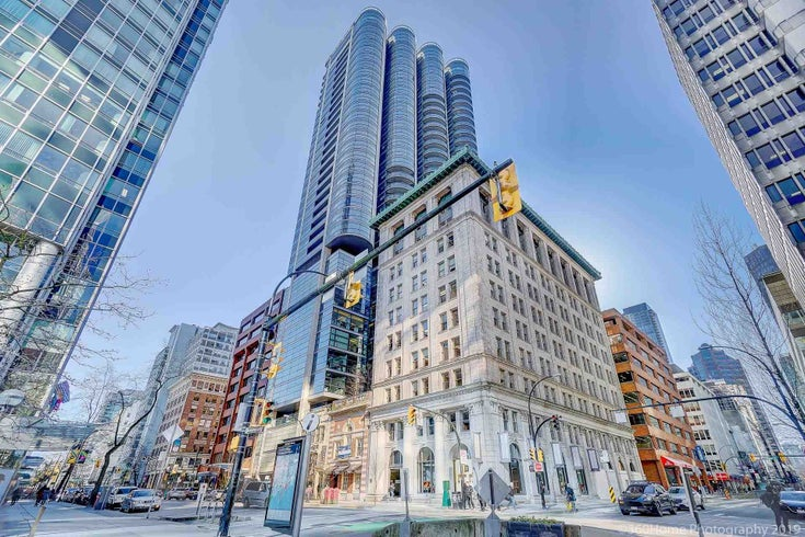 1701 838 W HASTINGS STREET - Downtown VW Apartment/Condo for sale, 1 Bedroom (R2607440)