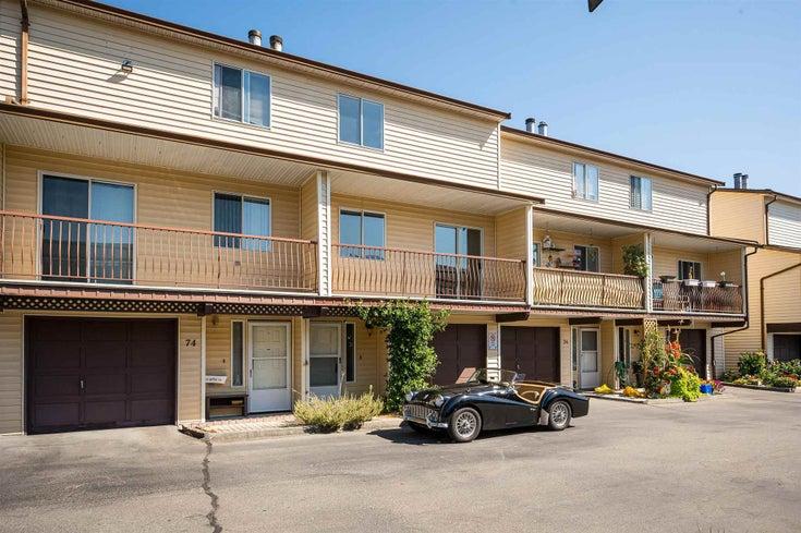 75 27272 32 AVENUE - Aldergrove Langley Townhouse for sale, 3 Bedrooms (R2607457)
