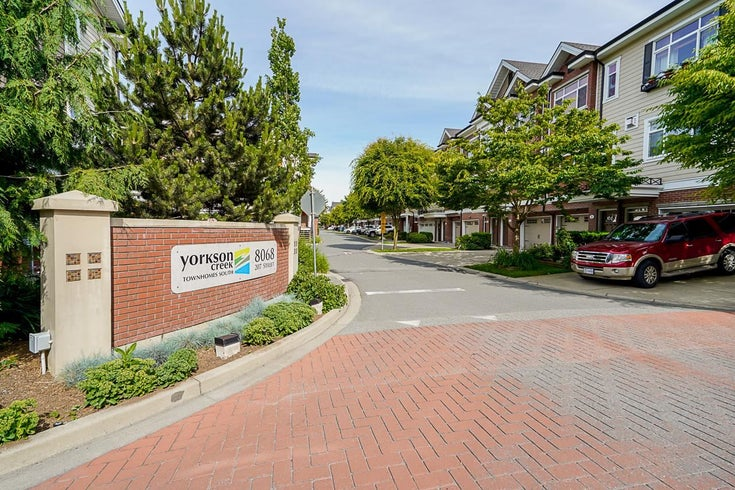 116 8068 207 STREET - Willoughby Heights Townhouse for sale, 3 Bedrooms (R2607458)
