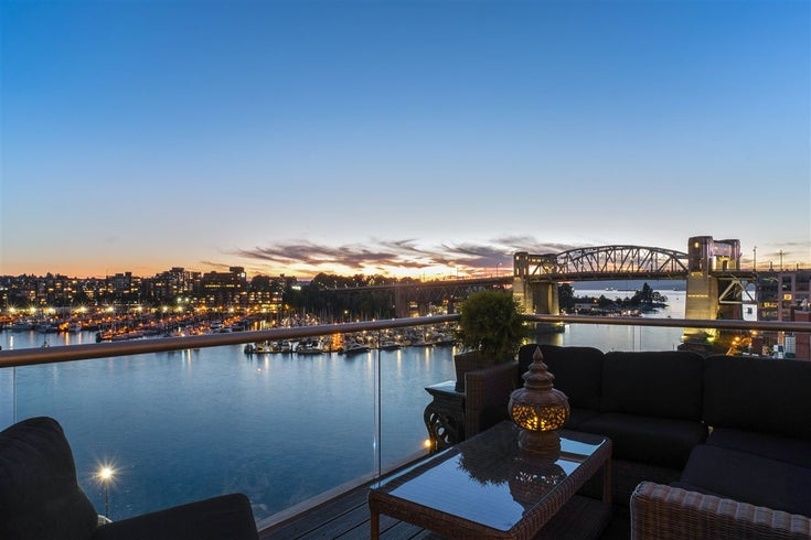 805 1600 HORNBY STREET - Yaletown Apartment/Condo for sale, 2 Bedrooms (R2607479)