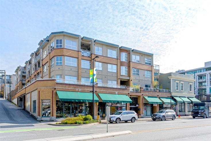 312 108 W ESPLANADE - Lower Lonsdale Apartment/Condo for sale, 2 Bedrooms (R2607488)