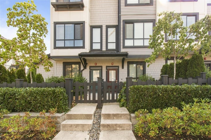 4 8570 204 STREET - Willoughby Heights Townhouse for sale, 2 Bedrooms (R2607510)