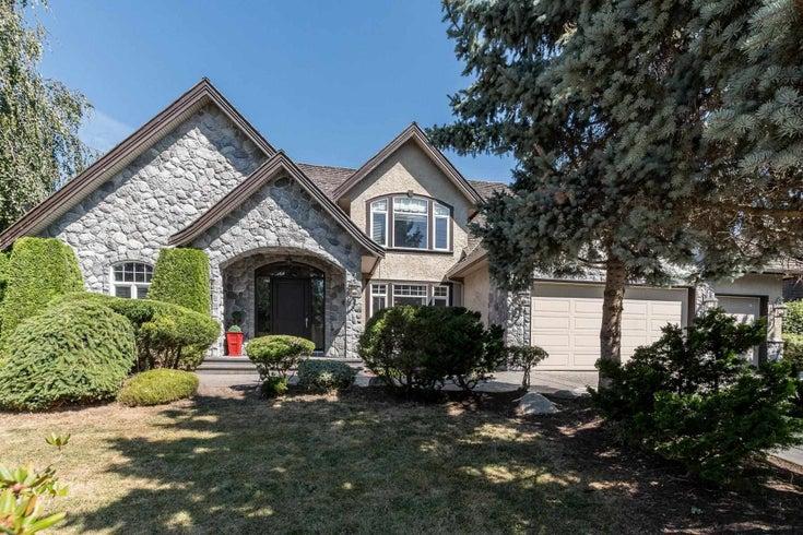 15981 HUMBERSIDE AVENUE - Morgan Creek House/Single Family for sale, 5 Bedrooms (R2607526)