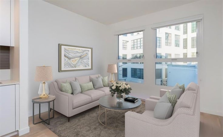 201 626 ALEXANDER STREET - Strathcona Apartment/Condo for sale, 1 Bedroom (R2607527)