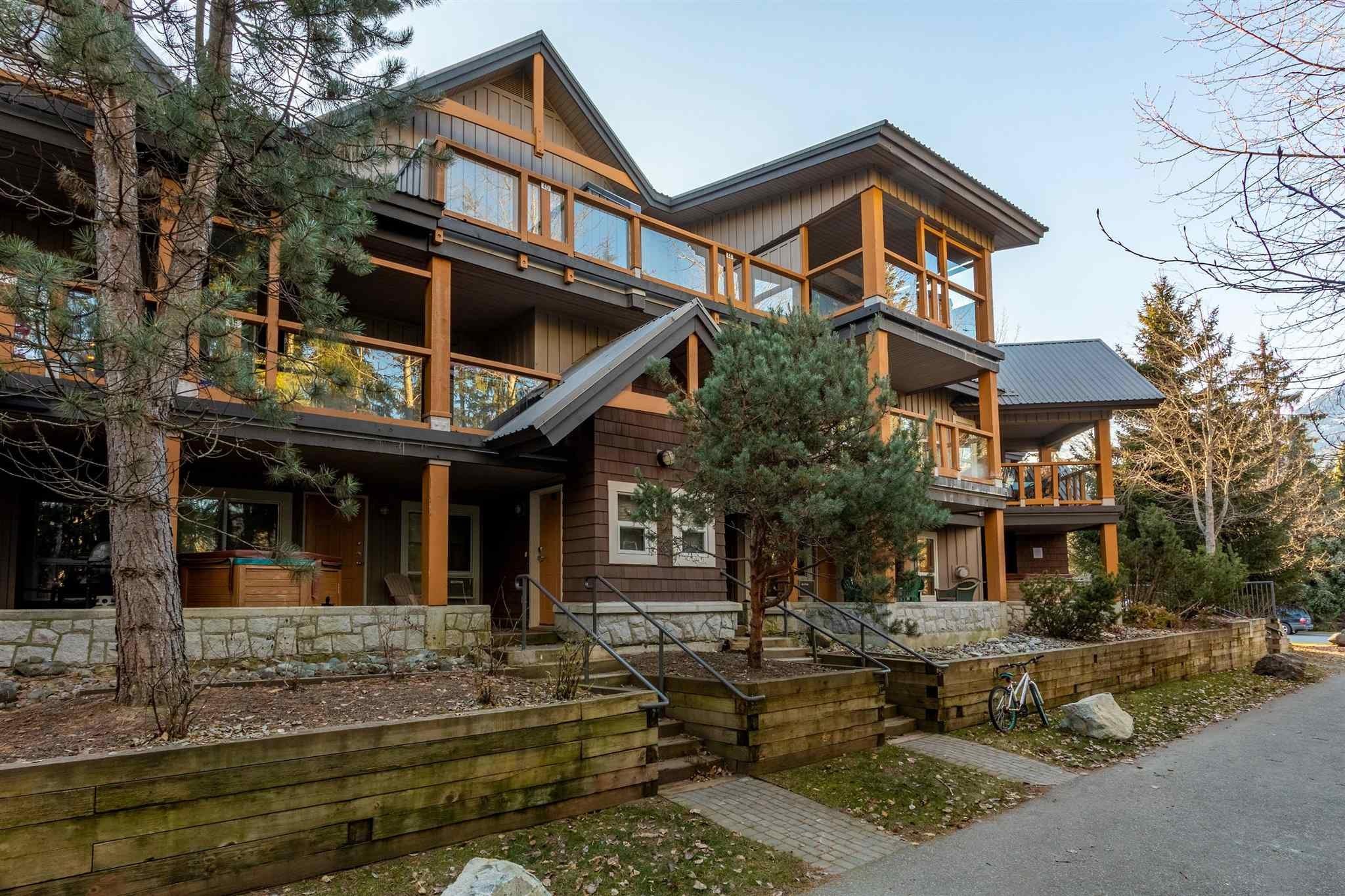 45 4388 NORTHLANDS BOULEVARD - Whistler Village Townhouse for sale, 2 Bedrooms (R2607530)