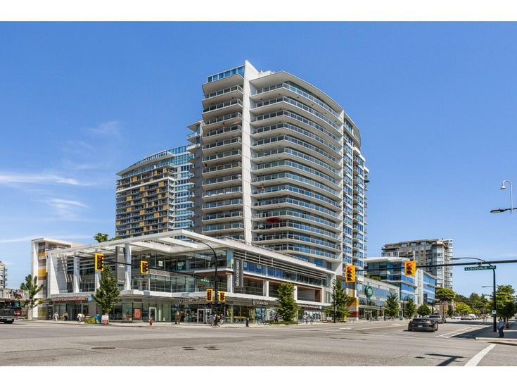 1203 112 E 13TH STREET - Central Lonsdale Apartment/Condo for sale, 2 Bedrooms (R2607558)