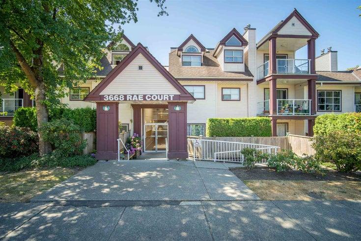 306 3668 RAE AVENUE - Collingwood VE Apartment/Condo for sale, 2 Bedrooms (R2607638)