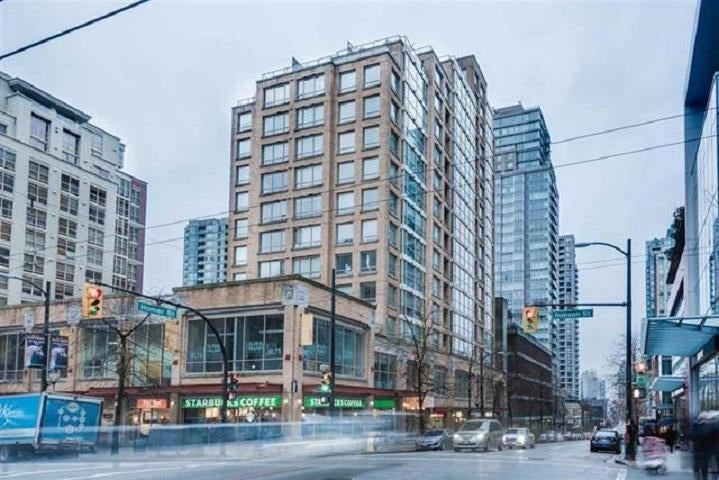 1402 822 HOMER STREET - Downtown VW Apartment/Condo for sale, 1 Bedroom (R2607712)