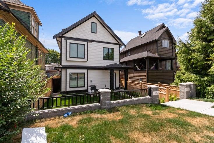 1820 E 12TH AVENUE - Grandview Woodland 1/2 Duplex for sale, 4 Bedrooms (R2607809)
