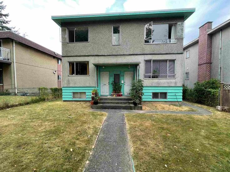 1353-1355 E 15TH AVENUE - Grandview Woodland Duplex for sale, 6 Bedrooms (R2607814)
