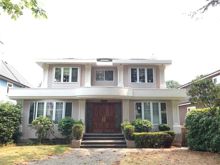 5968 TRAFALGAR STREET - Kerrisdale House/Single Family for sale, 6 Bedrooms (R2607978)