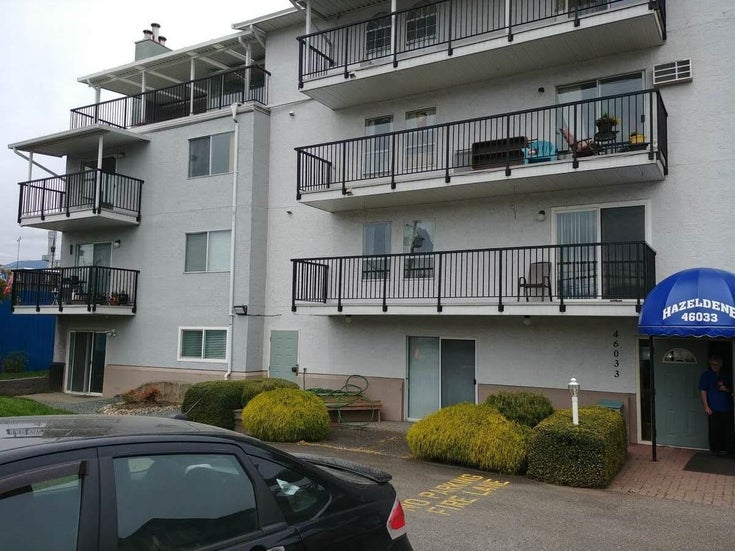 305 46033 CHILLIWACK CENTRAL ROAD - Chilliwack E Young-Yale Apartment/Condo for sale, 2 Bedrooms (R2607985)