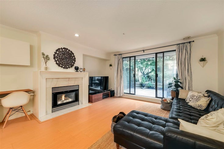 5 2150 SE MARINE DRIVE - South Marine Townhouse for sale, 2 Bedrooms (R2608216)