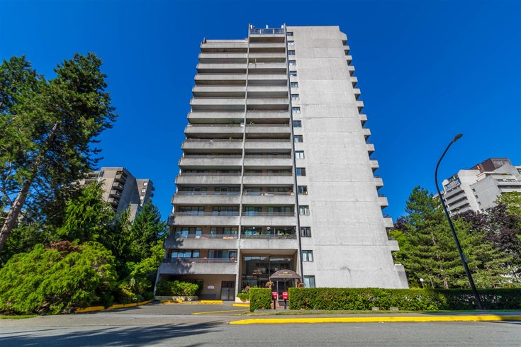 1204 6595 WILLINGDON AVENUE - Metrotown Apartment/Condo for sale, 1 Bedroom (R2608321)