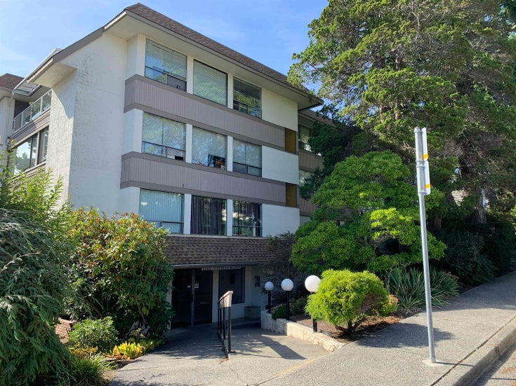 305 1341 FOSTER STREET - White Rock Apartment/Condo for sale, 2 Bedrooms (R2608336)
