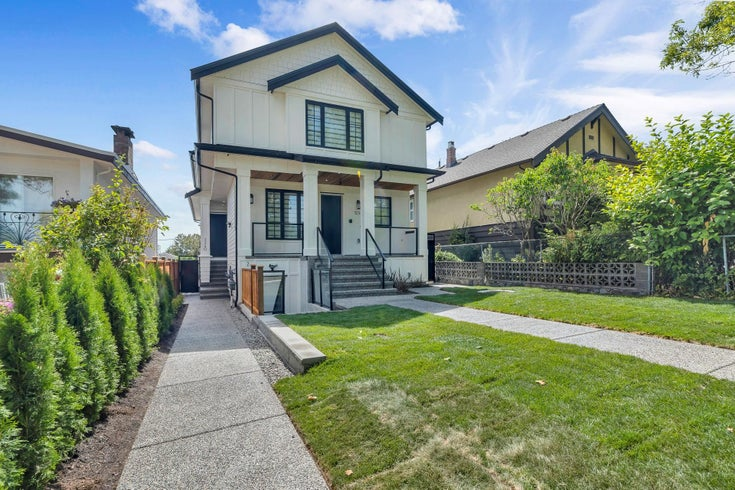 3240 E PENDER STREET - Renfrew VE 1/2 Duplex for sale, 5 Bedrooms (R2608462)