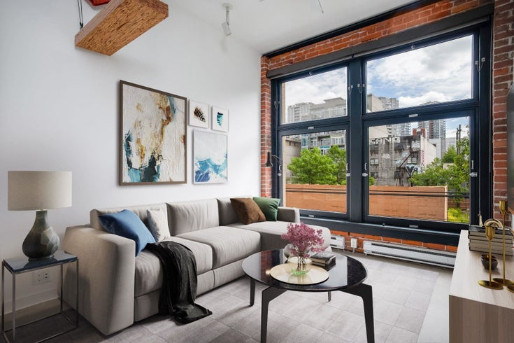 302 53 W HASTINGS STREET - Downtown VW Apartment/Condo for sale, 1 Bedroom (R2608503)