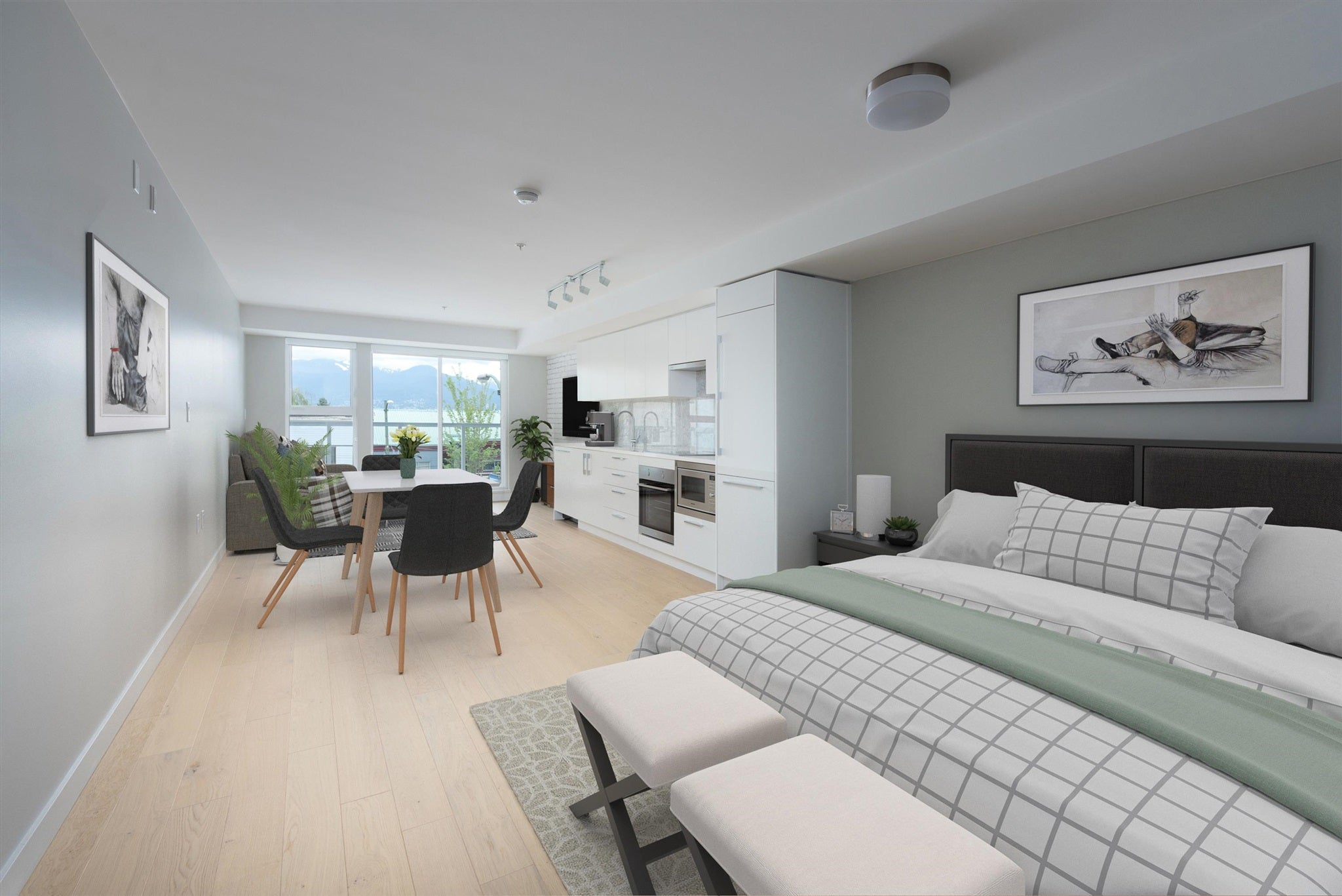 207 2508 FRASER STREET - Mount Pleasant VW Apartment/Condo for sale(R2608505)