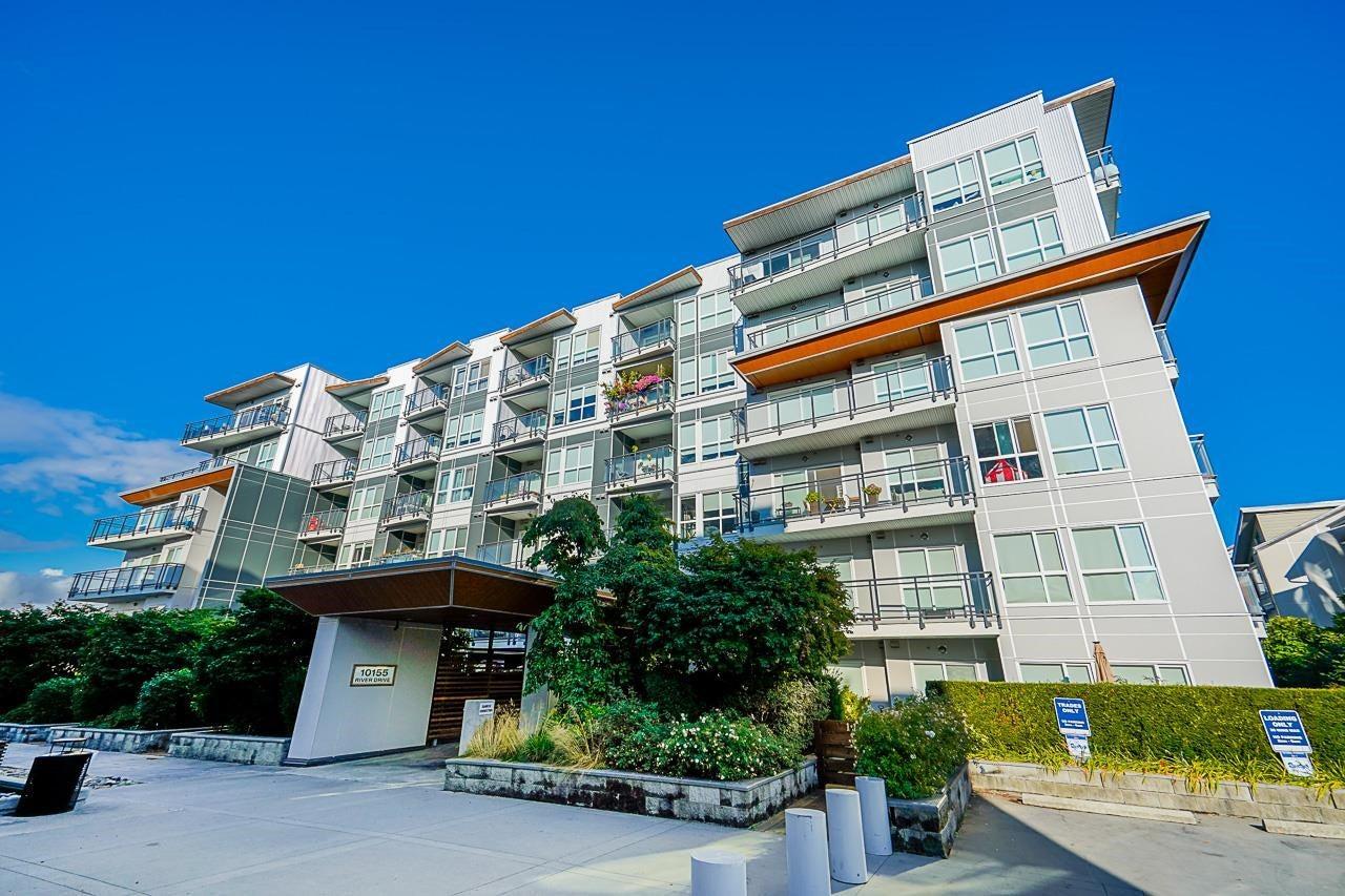 605 10155 RIVER DRIVE - Bridgeport RI Apartment/Condo for sale, 2 Bedrooms (R2608624)